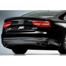 spoiler Audi A8 S8 4H Abt zadní křídlo na kufr odtrhová hrana 4H0801140
