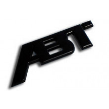 logo ABT nápis nalepovací černé