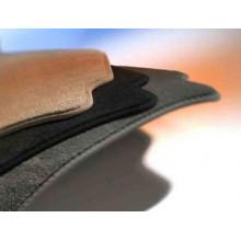koberce VW Touran látkové textilní antracit přední sada