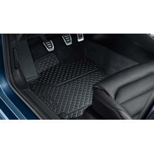 koberce VW Golf Plus (A5, A6) gumové černá sada přední a zadní