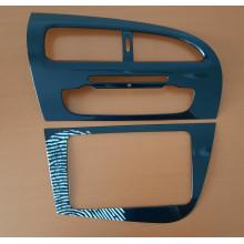 ozdobný dekor pro středový panel SEAT Leon 1P9064717A