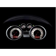 dekorativní sada pro hodiny na palubní desce SEAT Ibiza 6L0072311