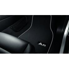 koberce Audi A6 4F Audi Premium látkové sada přední a zadní