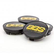 poklička BBS 70,6 mm Special Edition Gold Carbon - 09.24.692