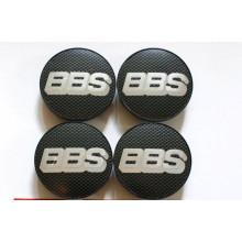 poklička BBS RS Carbon 2D logo 09.24.282 průměr 70,6 mm