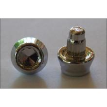 imitace šroubu chromovaný hliník vnitřní torx hlava 14mm