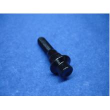 šroub M7x30 mm hlava 14mm BMW černý chrom