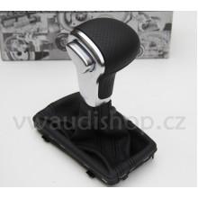 volič řadící páka Audi V12 řadička hliník facelift černá  Audi Q7 model Sline
