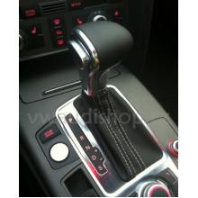 volič řadící páka Audi A7 S6 4F RS6 řadička hliník facelift stříbrná nit Audi A6 4G model S