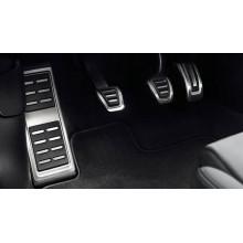 pedály Audi TT A3 8V S-Tronic sada vč nášlapu - manuál