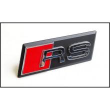 logo znak Audi Q3 nápis RSQ3 přední
