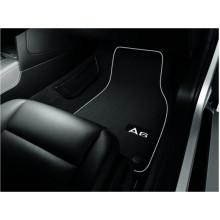 koberce Audi A6 4G Audi Premium látkové sada přední a zadní