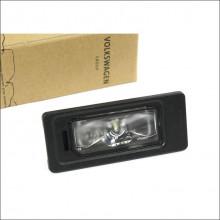 LED osvětlení SPZ Audi A1 A3 A4 A6 A7 Q3 Q7 VW Tiguan MQB Ateca