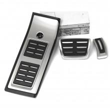 pedály Audi Q5 FY s nášlapem sada DSG automat nerezové provedení Sport