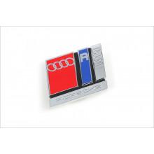 logo znak Audi RS2 do masky přední