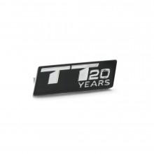 plaketa Audi do volant Audi TT 20Years edition