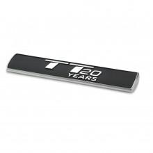 logo znak Audi TT 20Years nalepovací Limited edice