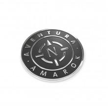 logo znak VW Amarok nápis AVENTURA nalepovací