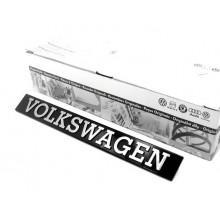 logo znak VW Golf 1 MK1 nápis VOLKSWAGEN zadní