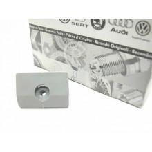 příchytka cvoček držák prahu plast VW Golf 1 Cabrio Karmann - 155853147A