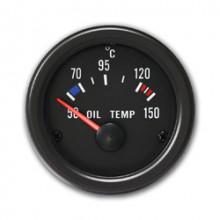 budík přídavný - teplota oleje
