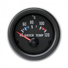budík přídavný - teplota vody