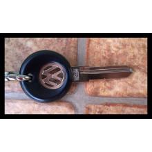 klíč dveří VW Golf 1 Scirocco Cabrio Beetle T3 dveří s logem VW zapalování profil AH