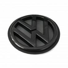 logo znak VW Golf 3 Variant Vento nápis VW černý zadní