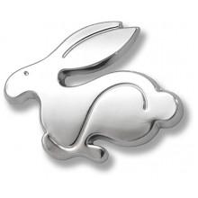 logo znak VW Golf 4 Bora nápis Rabbit králík zadní nalepovací