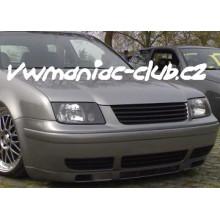 spoiler VW Bora V6 černý přední