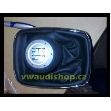 řadička VW Golf 4 Bora Sport Edition s chrom rámečkem - 6ti kvalt
