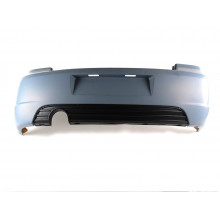 nárazník VW Golf 4 R Line s výřezem na výfuk - zadní
