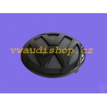 logo znak VW Golf 4 nápis VW černé zadní nalepovací Army
