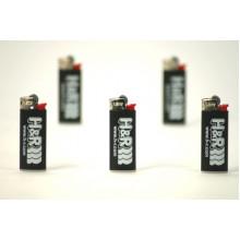 zapalovač H&R mini černý