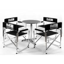 židlička židle křesílko skládací s logem H&R