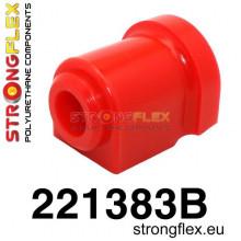 Strongflex přední rameno zadní část uchycení VW Golf 1 Scirocco Cabrio - 171407181A