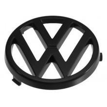 logo znak VW Jetta Polo do přední masky černá barva