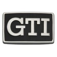 logo znak VW Golf 2 nápis GTI na blatník