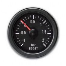 budík přídavný - tlak turba