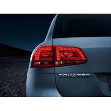 logo znak VW TOUAREG nápis TOUAREG nalepovací zadní