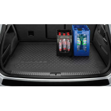 vana VW Touareg vložka do kufru vyšší okraj