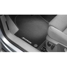 koberce VW Sharan látkové Premium přední a zadní
