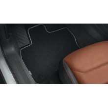 koberce VW Tiguan 2016 látkové Premium přední a zadní