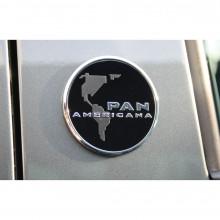 logo znak VW T6 nápis PANAMERICANA