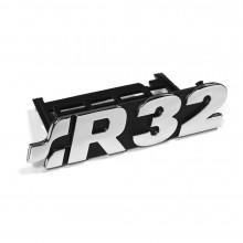 logo znak VW VW Golf 4 nápis R32 do masky přední