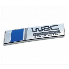logo znak VW plaketa WRC Fia World Rally Championship