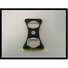 držák lahví otvírák VW Volkswagen černý