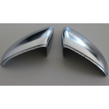 kryt kryty zrcátka hliník model VW R - Golf 7