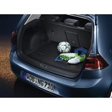 vana VW Golf 7 vložka do kufru gumová zvýšená podložka original