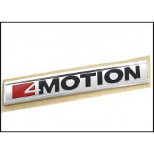 logo znak VW T6 nápis 4motion 3D